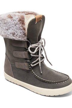 roxy sneeuwlaarzen »rainier« zwart