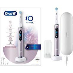oral-b »io series 9n« elektrische tandenborstel roze