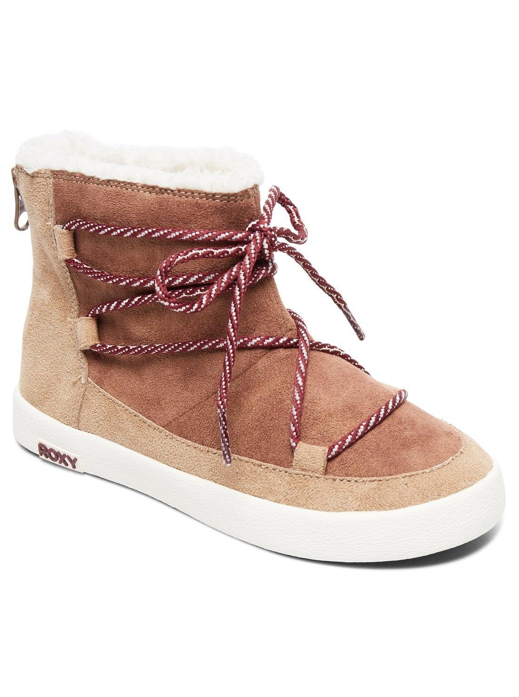 Op zoek naar een Roxy Laarzen gevoerd met imitatiebont »Jo«? Koop online bij OTTO