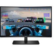 "hp 27x gebogen monitor »68,58 cm (27"") full hd, hdmi « zwart"