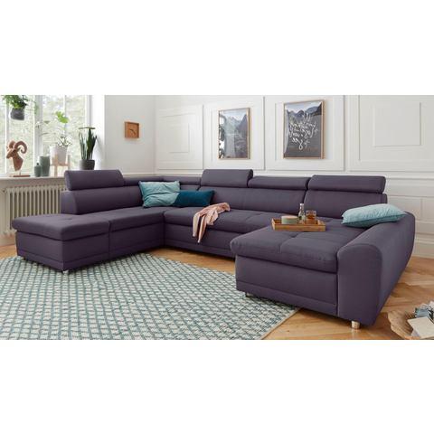 Sit&More zithoek, naar keuze met slaapfunctie