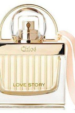 chloé eau de parfum love story goud