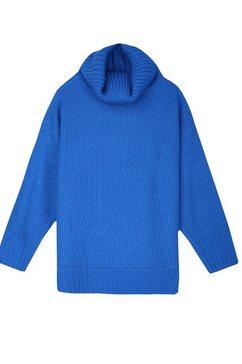 top secret pullover blauw