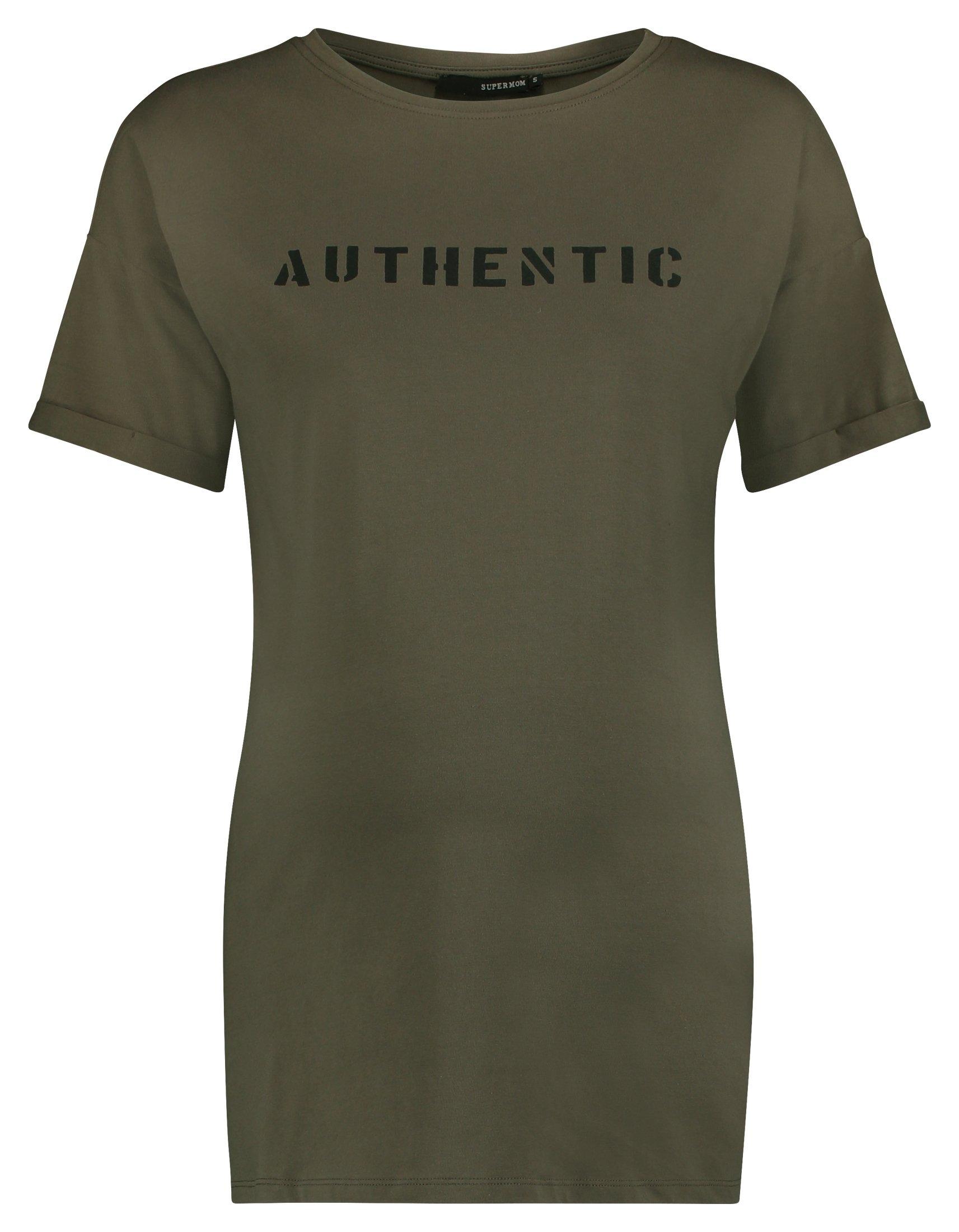 Supermom T-shirt »Basic Slogan« bestellen: 30 dagen bedenktijd