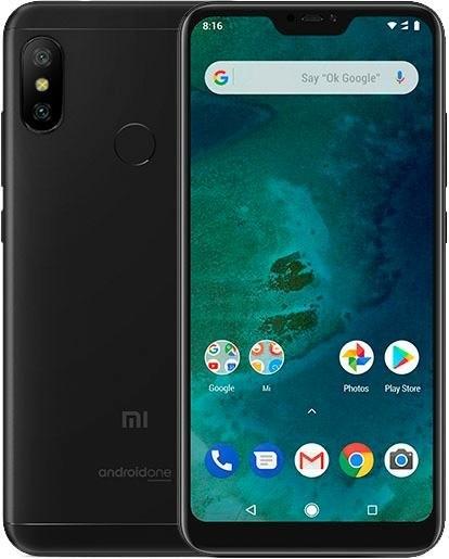 Xiaomi Mi A2 lite dualsim-smartphone (14,6 cm / 5,8 inch, 64 GB, 12 MP-camera) - gratis ruilen op otto.nl