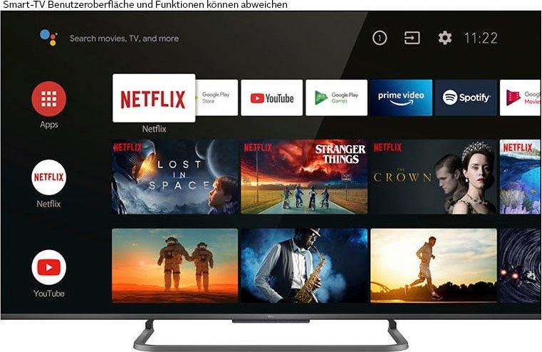 TCL »55P816« LED-TV veilig op otto.nl kopen