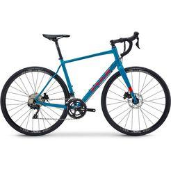fuji bikes racefiets blauw