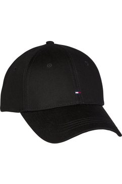tommy hilfiger baseballcap »classic bb cap« zwart