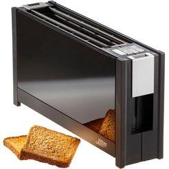 ritter toaster »volcano 5 zwart«, voor 2 plakken brood, 950 w zwart