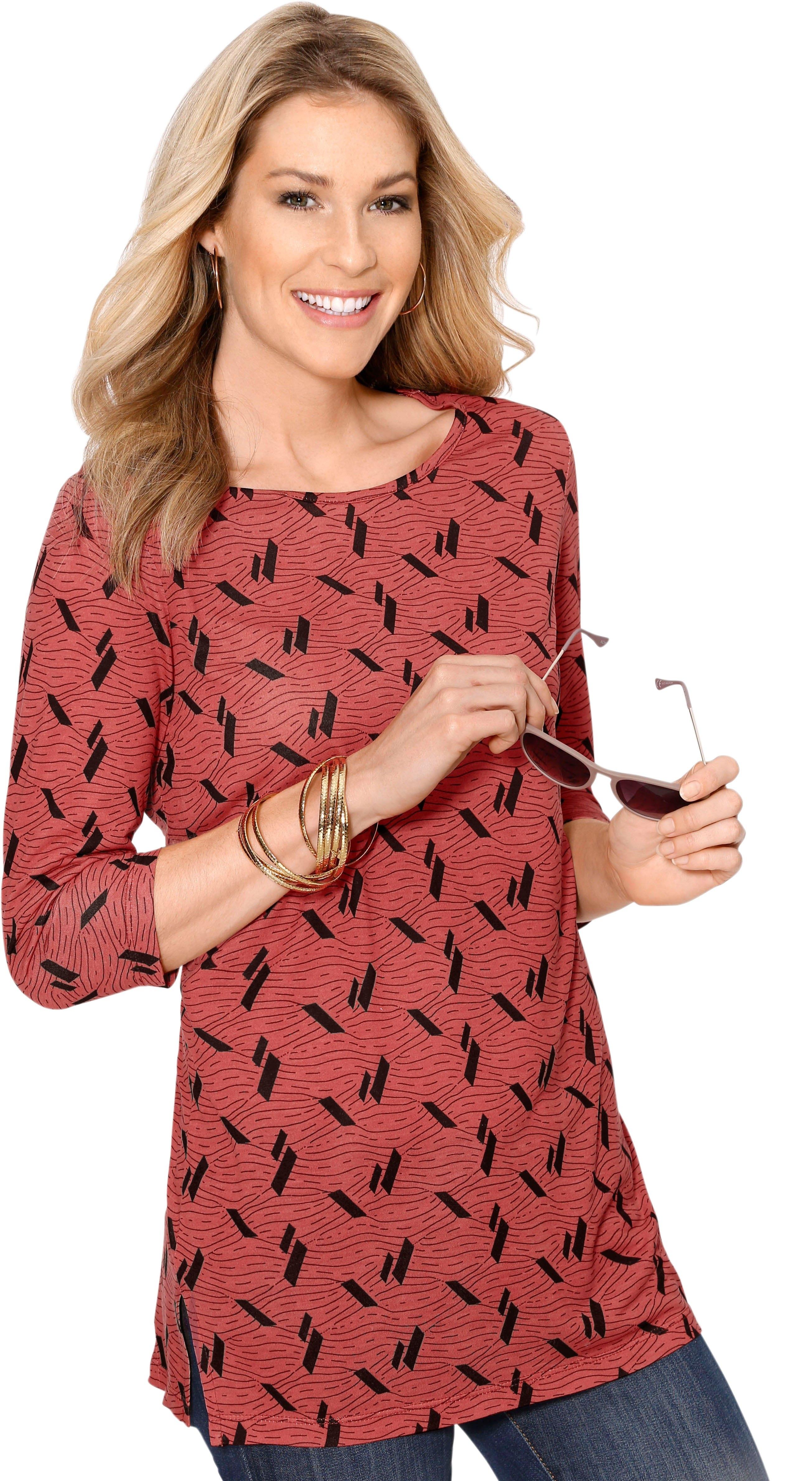 Zijsplitten Lange Shirt Online Met De Classic Shop In Lang Basics XuTkiOPZ