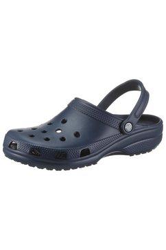 crocs clogs »classic« blauw