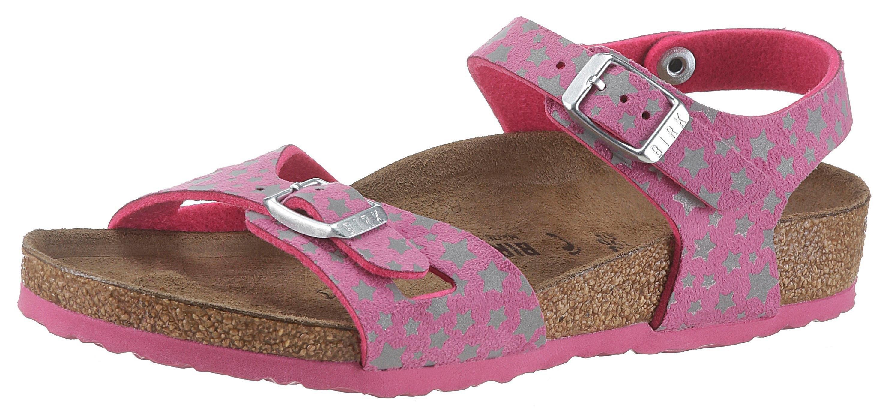 Birkenstock sandalen »RIO REFLECTIVE STARS« goedkoop op otto.nl kopen