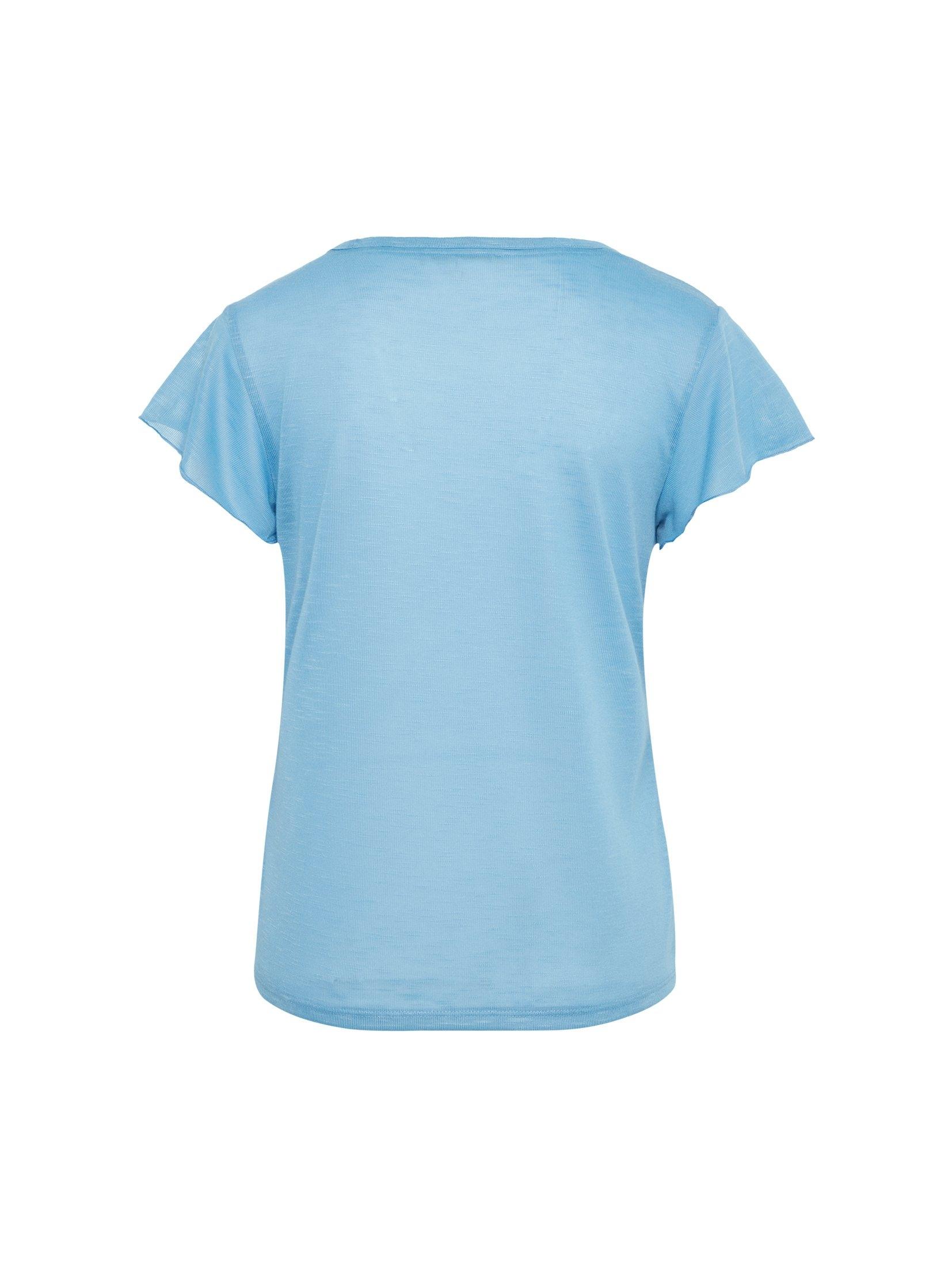 Online shirt Strook T Met Denim Tailor Verkrijgbaar Gehaakte Tom shirtt deorCxB