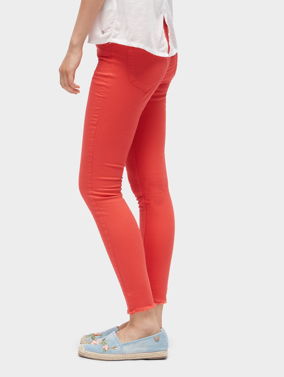 8 Skinny Online Kopen Tom Ankle broeknela Denim 7 Extra Tailor Broek JK1clF3T