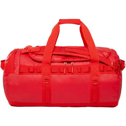 The North Face Base Camp Duffel M Rage Red-Fiery Red