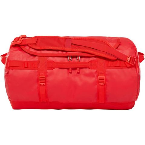 The North Face Base Camp Duffel S Rage Red-Fiery Red