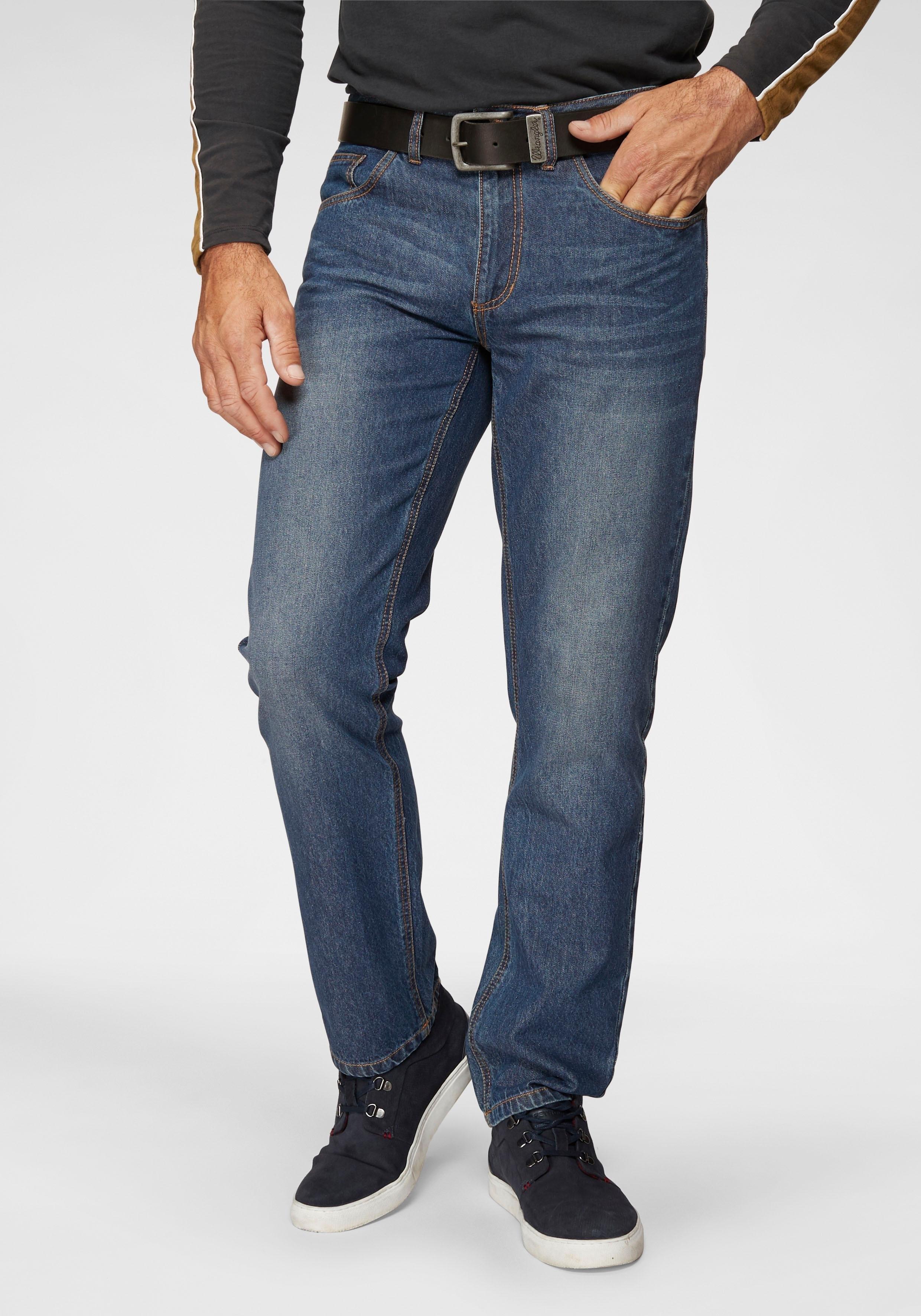 Arizona slim fit jeans Clint met stijlvolle wassing in de webshop van OTTO kopen