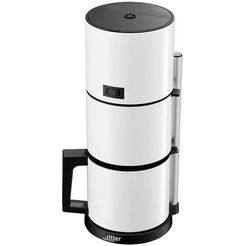 ritter filterkoffieapparaat cafena 5 wit wit