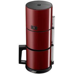 ritter filter-koffiezetapparaat cafena 5 rood, papieren filter 1x4 rood