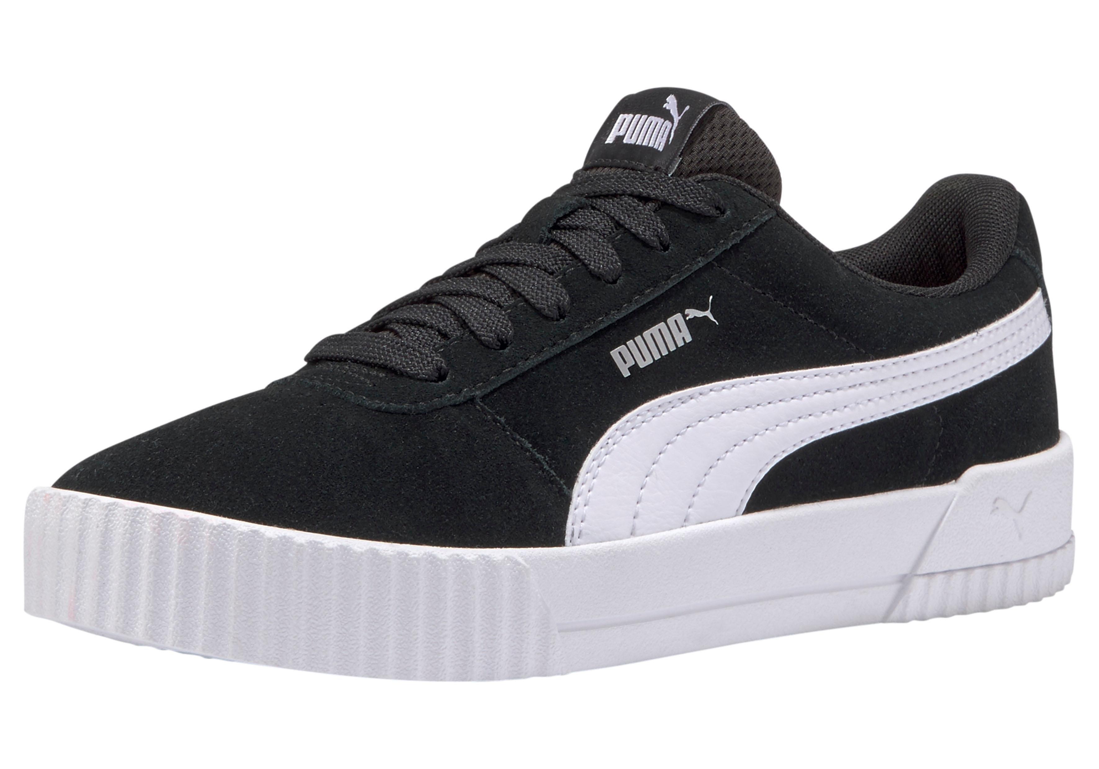 PUMA sneakers met plateauzool »Carina« in de webshop van OTTO kopen