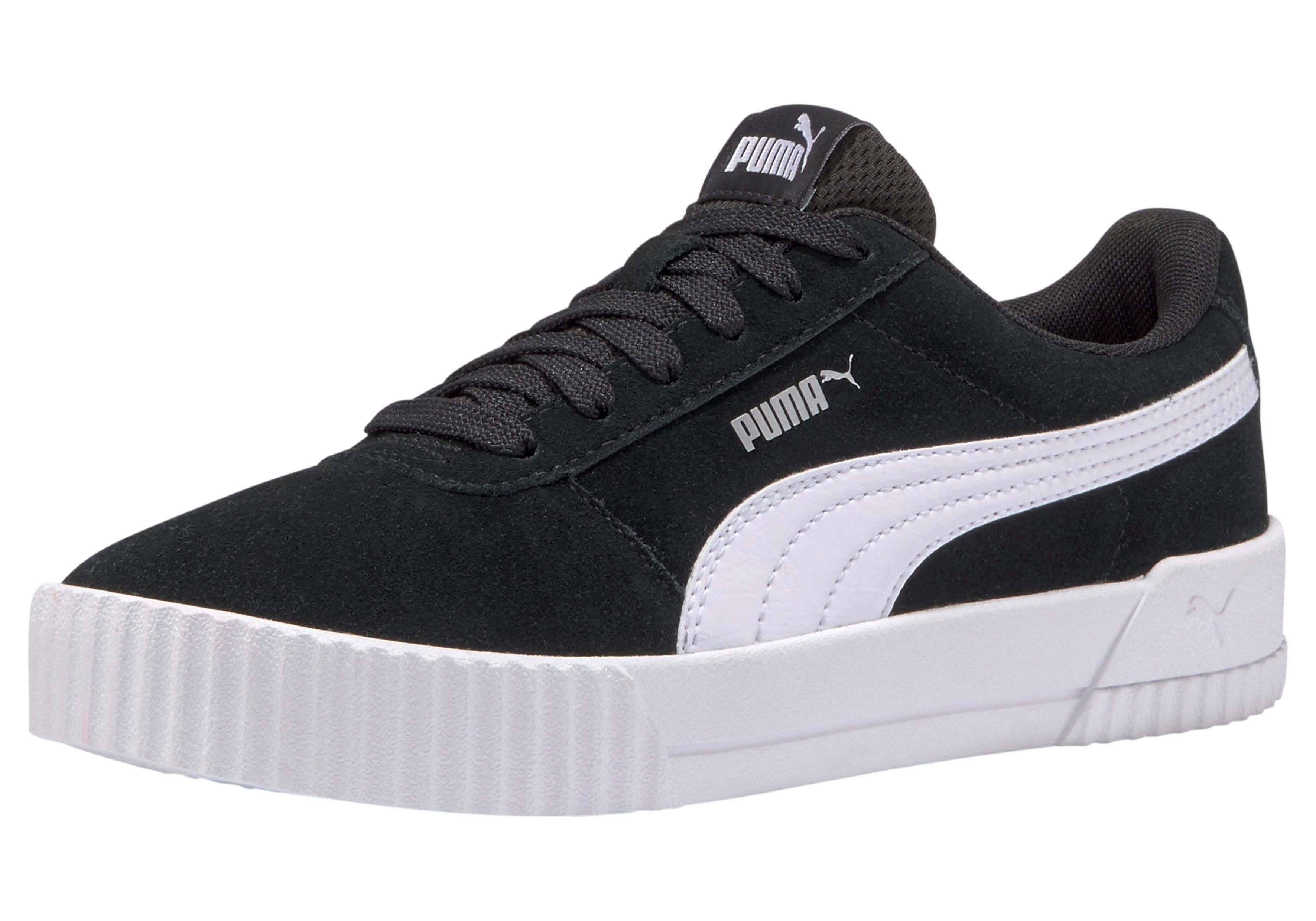 PUMA sneakers met plateauzool »Carina«