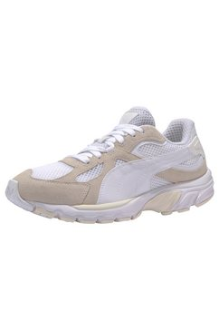 puma sneakers »axis plus sd« wit