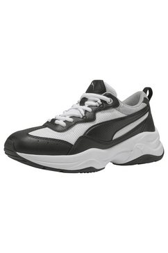 puma sneakers »cilia« wit