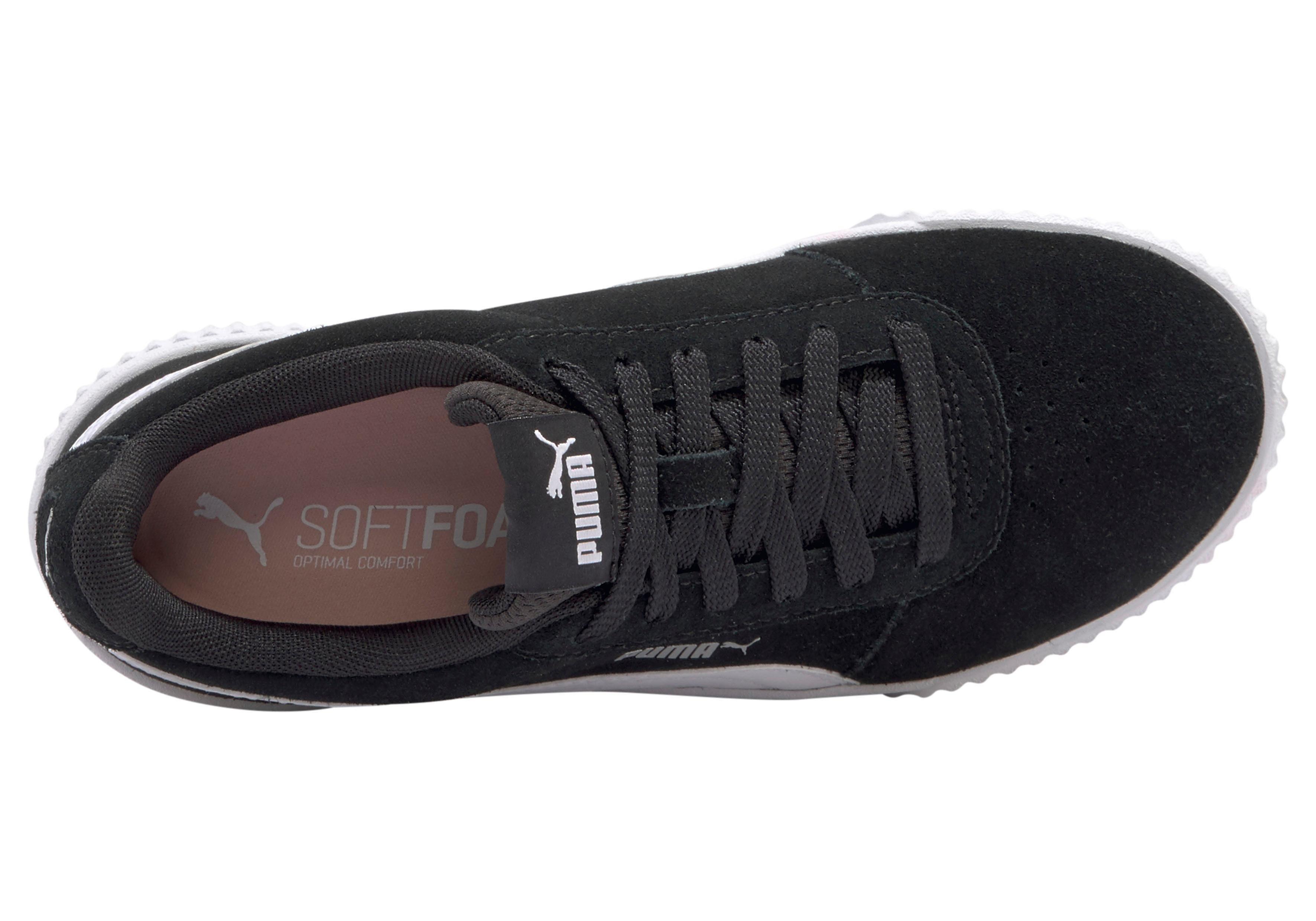 PUMA sneakers met plateauzool »Carina« vind je bij | OTTO