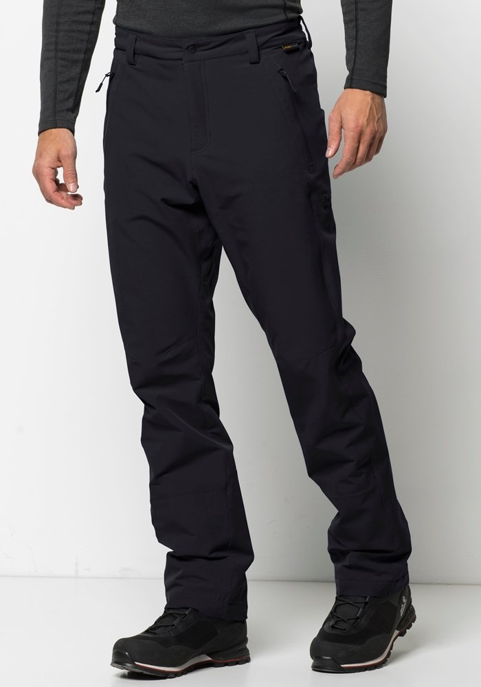 Jack Wolfskin softshellbroek voor heren, 'ACTIVATE WINTER PANTS MEN' bij OTTO online kopen