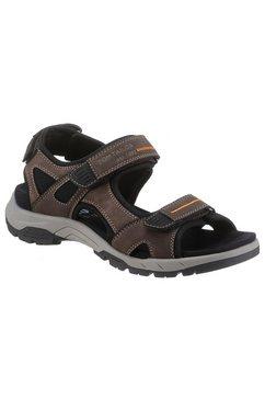 tom tailor sandalen bruin