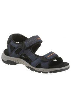 tom tailor sandalen blauw