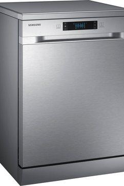 samsung vaatwasser dw5500, 10,5 liter, 14 couverts zilver