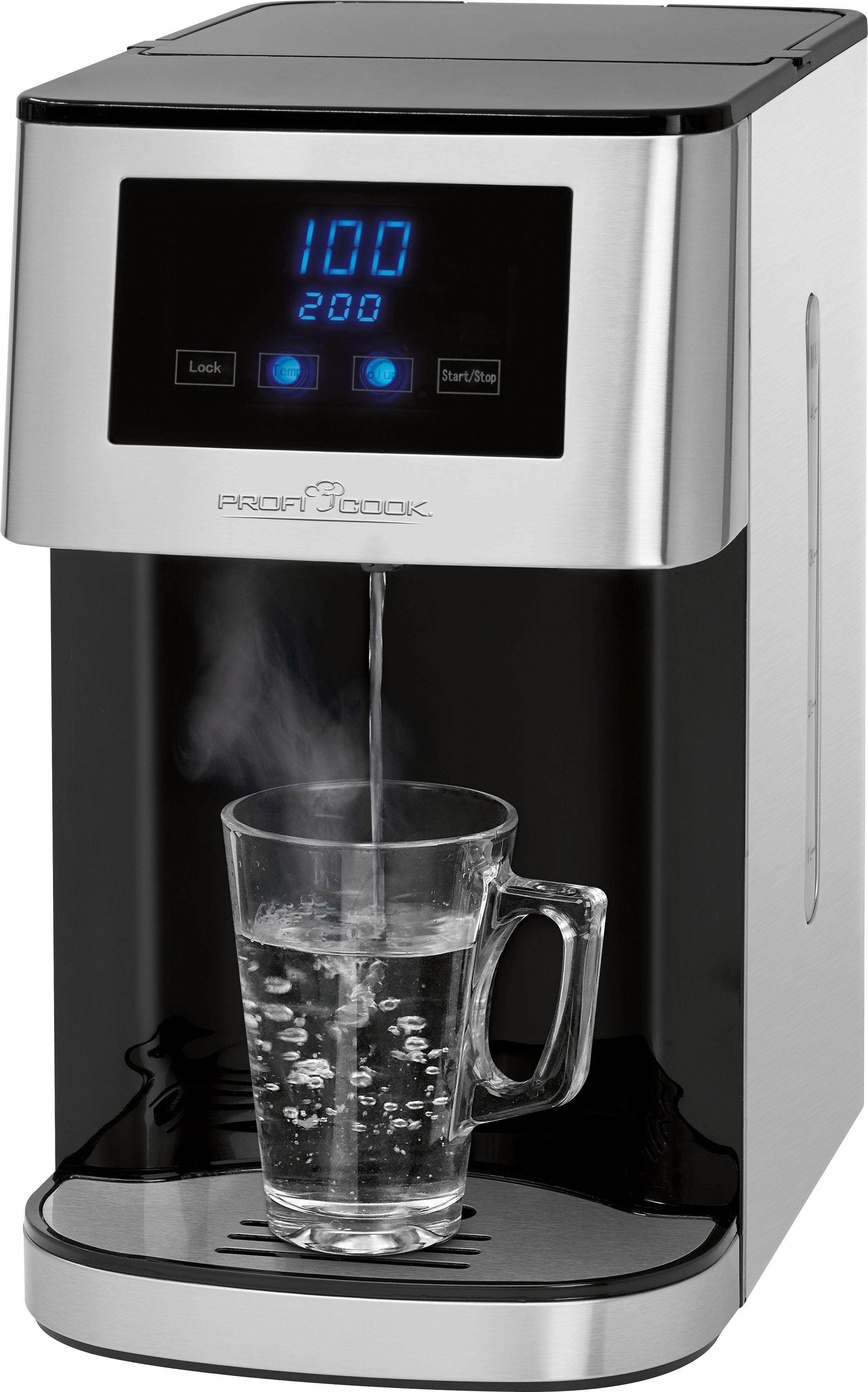 PROFI COOK Waterkoker PC-HWS 1145, 4 l voordelig en veilig online kopen