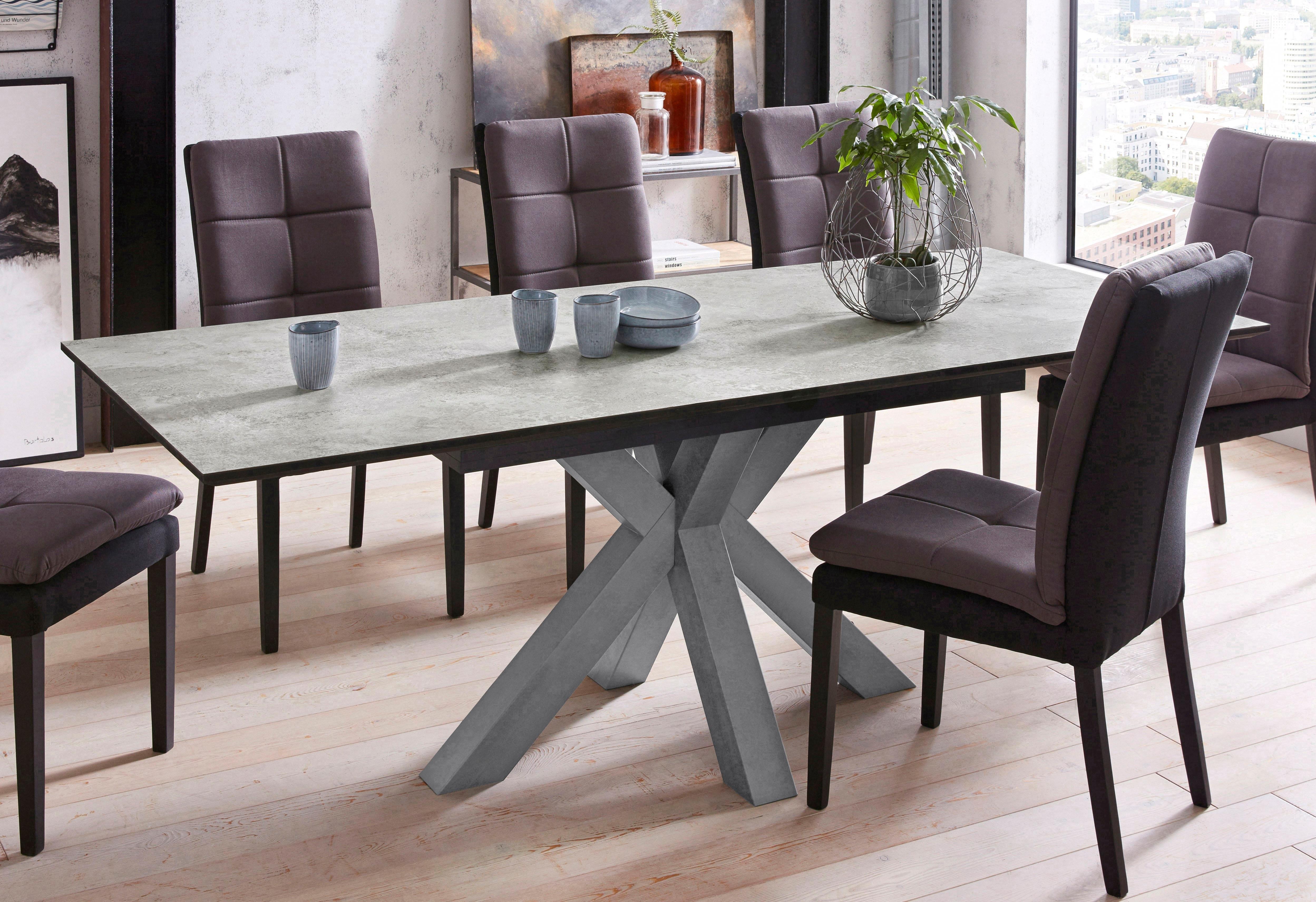 Eettafel, breedte 180 cm goedkoop op otto.nl kopen