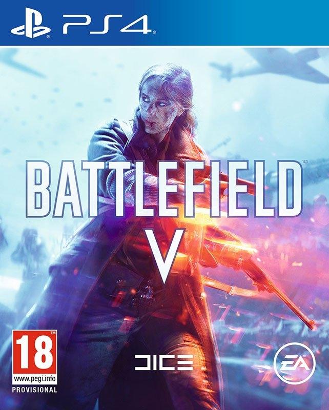 Playstation PS4 game Battlefield 5 (V) voordelig en veilig online kopen
