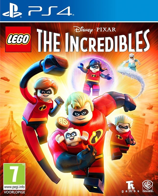 PlayStation PS4 game LEGO: The Incredibles veilig op otto.nl kopen