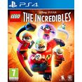 ps4 game lego: the incredibles