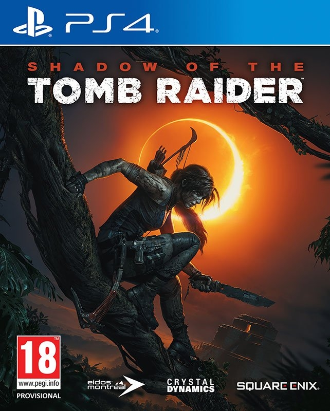 PlayStation PS4 game Shadow of the Tomb Raider nu online kopen bij OTTO
