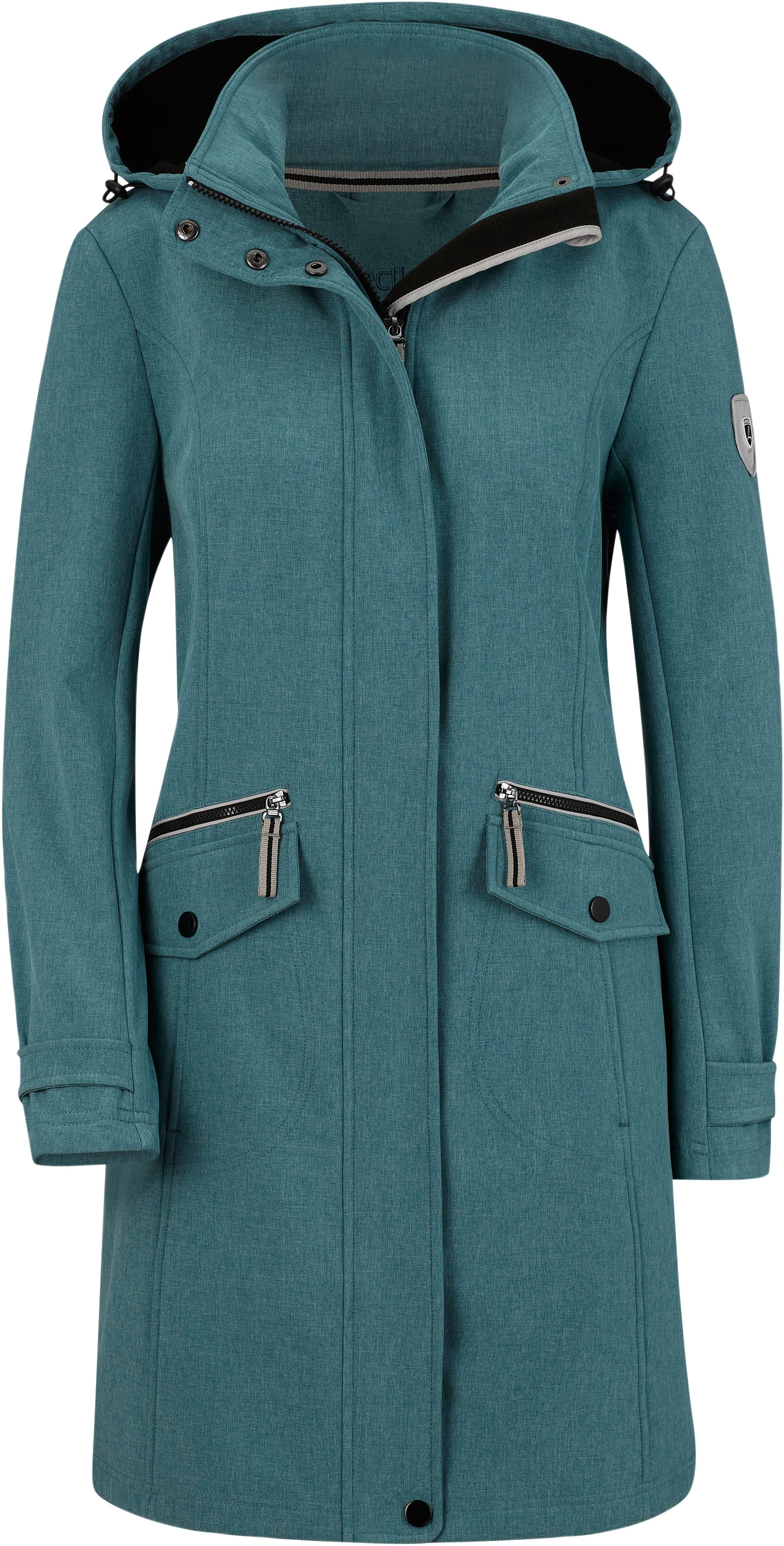 Casual Looks softshell-jack met staande kraag bij OTTO online kopen