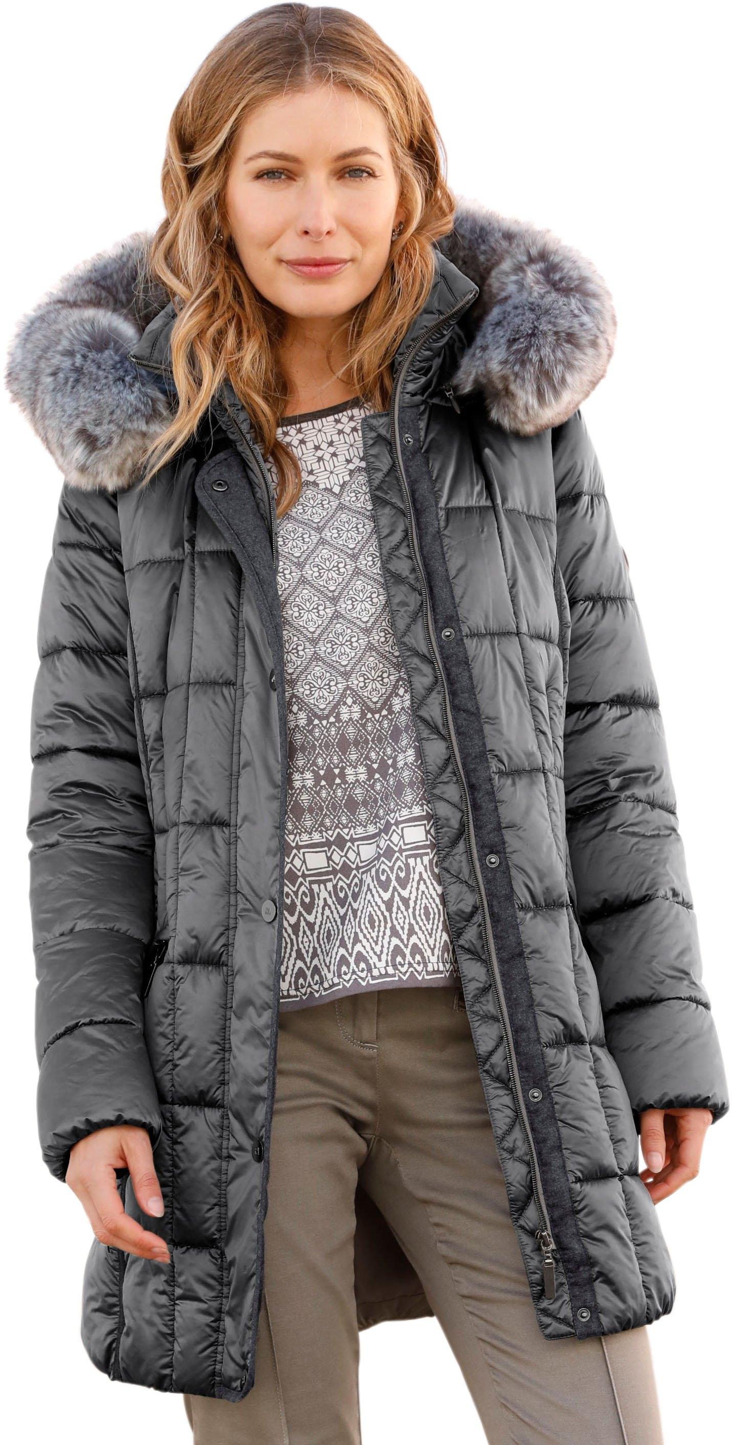 Wega jas met een afneembare capuchon nu online kopen bij OTTO