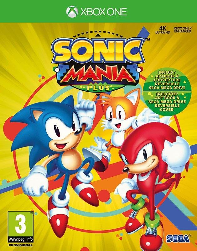 Microsoft XBOX ONE game Sonic Mania Plus - verschillende betaalmethodes