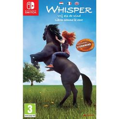 nintendo switch game whisper andere