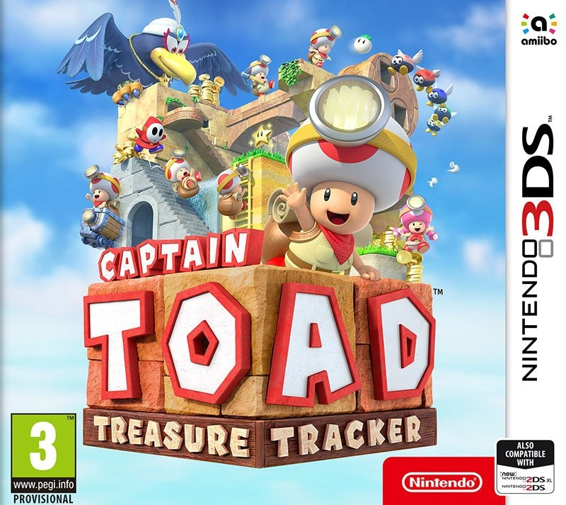 NINTENDO 3DS game Captain Toad: Treasure Tracker - gratis ruilen op otto.nl