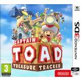 nintendo 3ds game captain toad: treasure tracker multicolor
