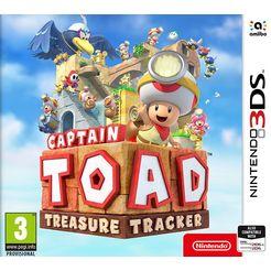 nintendo 3ds game captain toad: treasure tracker multicolor