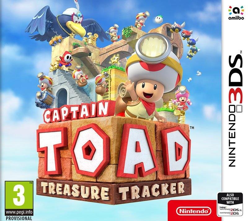 Nintendo 3DS game Captain Toad: Treasure Tracker - gratis ruilen op otto.nl