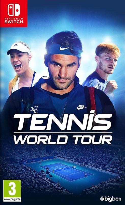 NINTENDO SWITCH game Tennis World Tour goedkoop op otto.nl kopen
