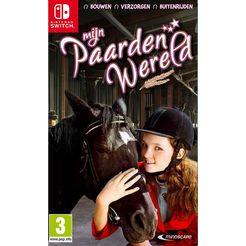nintendo switch game mijn paardenwereld andere