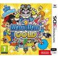 nintendo 3ds game warioware gold multicolor