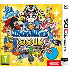 nintendo 3ds game warioware gold multicolor
